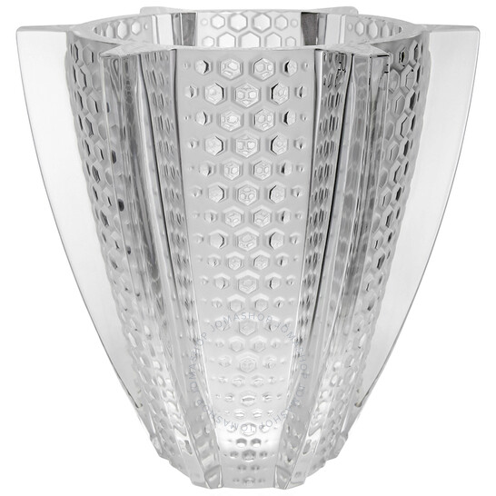 Lalique Rayons Clear Crystal Vase 10411100   Joma Shop
