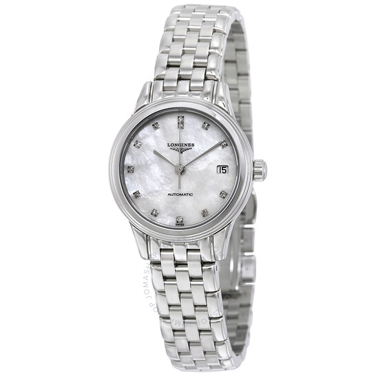 Longines Les Grandes Classiques Flagship Automatic Ladies Watch L4.274.4.87.6 | Joma Shop