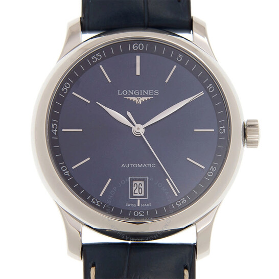 Longines Master Collection Automatic Blue Dial Men's Watch L2.628.4.92.0   Joma Shop