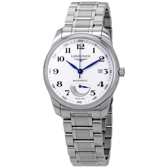 Longines Master Collection Automatic Silver Dial Men's Watch L2.908.4.78.6   Joma Shop