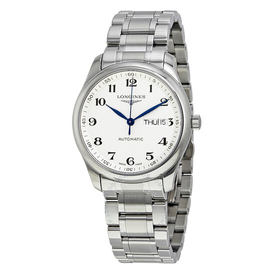 Longines Master Collection Automatic Silver Dial Men's Watch L2.755.4.78.6   Joma Shop