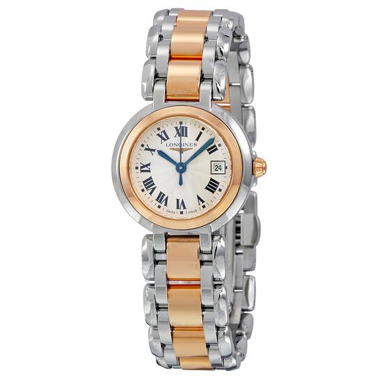 Longines Primaluna Silver Dial Ladies Watch L8.110.5.78.6 | Joma Shop