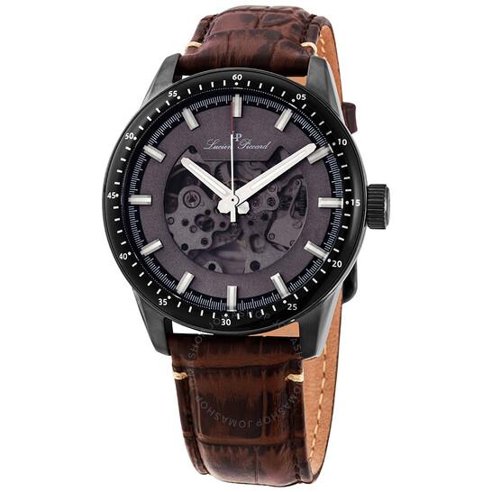 Lucien Piccard Automatic Black Dial Men's Watch 1297A5   Joma Shop