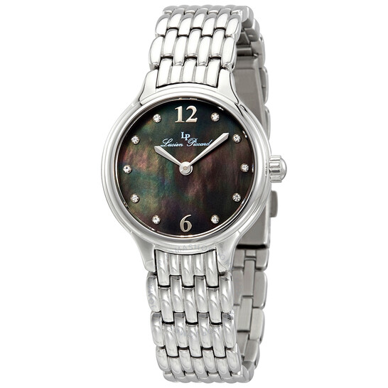 Lucien Piccard Ava Mother of Pearl Dial Ladies Watch LP-28022-22MOP | Joma Shop