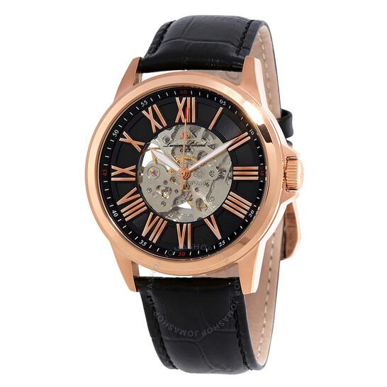 Lucien Piccard Calypso Automatic Men's Watch LP-12683A-RG-01 | Joma Shop
