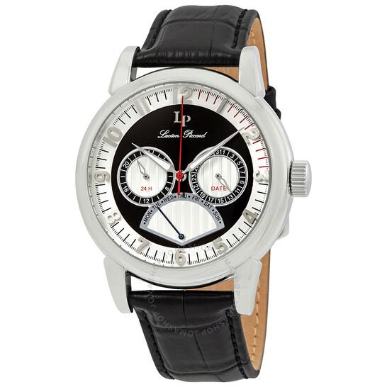 Lucien Piccard Montana Retrograde Day Men's Watch LP-15051-02S | Joma Shop