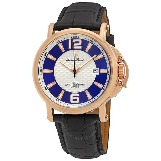 Lucien Piccard Triomf Blue Men's Watch LP-40018-RG-03-SC | Joma Shop