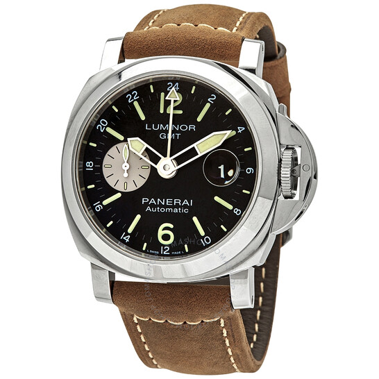 Panerai Luminor GMT Automatic Acciaio Men's Watch PAM01088 | Joma Shop