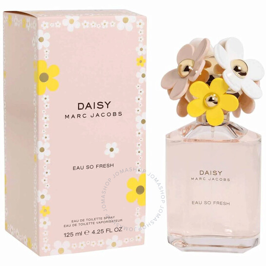 Marc Jacobs Daisy Eau So Fresh / Marc Jacobs EDT Spray 4.2 oz (w)   Joma Shop