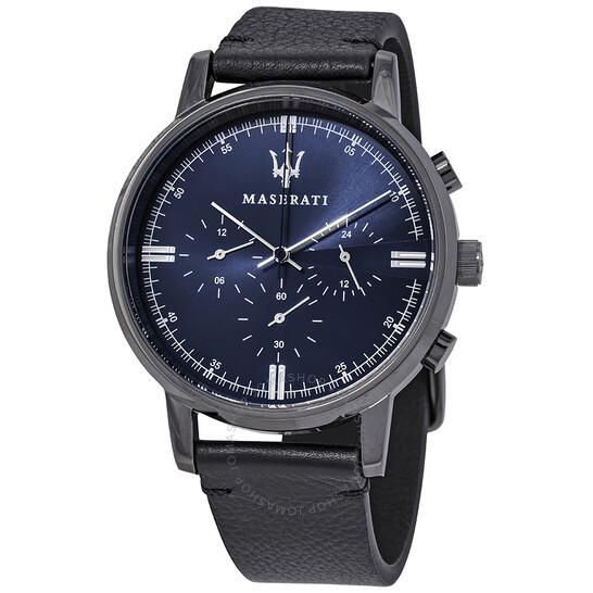 Maserati Classe Chronograph Blue Dial Men's Watch R8871630002   Joma Shop