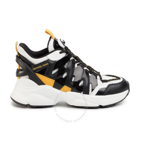 Michael Kors Hero Colorblock Sneakers