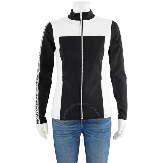 Michael Kors Ladies Elv Ski Logo Jacket