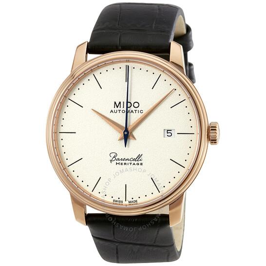 Mido Baroncelli III Automatic Men's Watch M027.407.36.260.00   Joma Shop