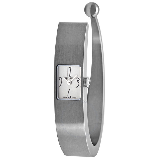 Milus Women's Monocera Stainless Steel Small Bangle Watch MON012 | Joma Shop