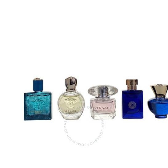 Versace Mini Set / Versace 5 Pc Men / Women Set (u) | Joma Shop