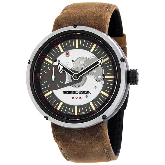 Momo Design Evo Meccanico Automatic Men's Watch 1010BS-32 MD1010BS-32 -  Watches, MOMO Design - Jomashop