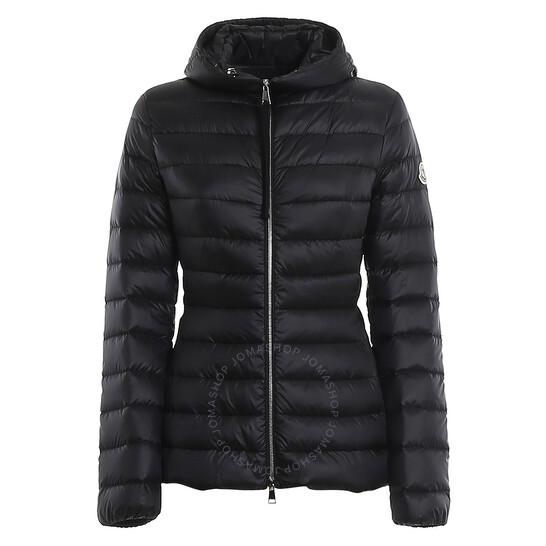 Moncler Ladies Amethyste Jacket in Black, Brand Size 0 | Joma Shop