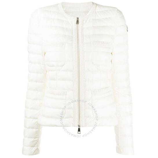 Moncler Ladies Citron Padded Jacket, Brand Size 0   Joma Shop