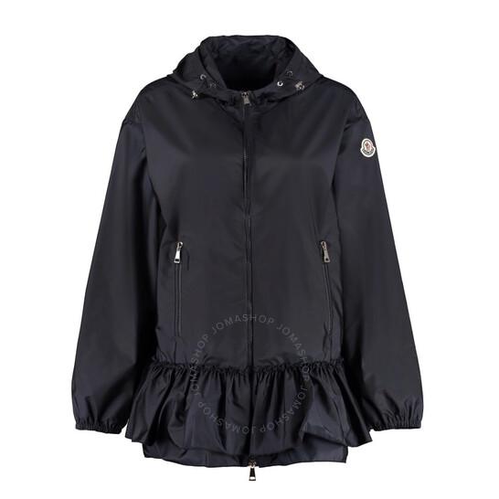 Moncler Ladies Sarcelle Dark Blue Jacket, Brand Size 3 | Joma Shop
