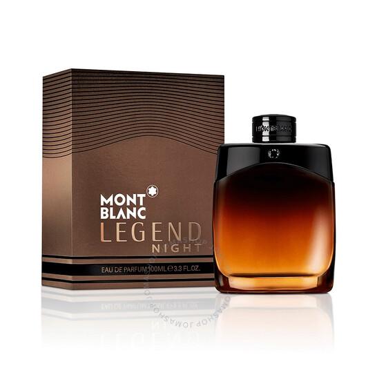 Montblanc Legend Night / Mont Blanc EDP Spray 3.3 oz (100 ml) (m) | Joma Shop