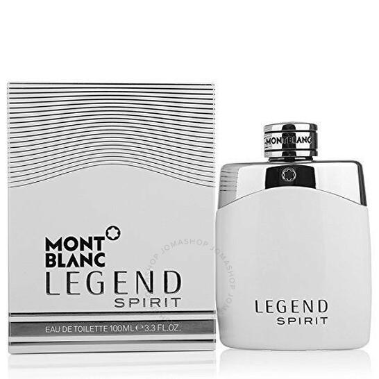 Montblanc Legend Spirit / MontBlanc EDT Spray 3.3 oz (100 ml) (m) | Joma Shop
