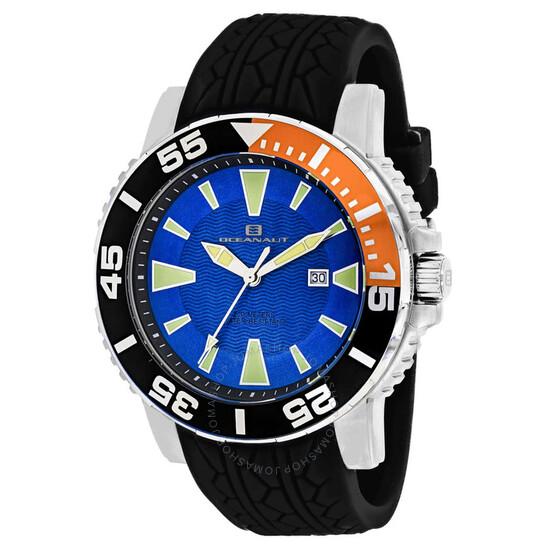 Oceanaut Marletta Quartz Blue Dial Men's Watch OC2914 | Joma Shop
