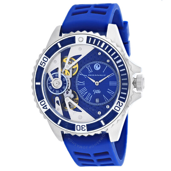 Oceanaut Tide Quartz Blue Dial Men's Watch OC0994   Joma Shop