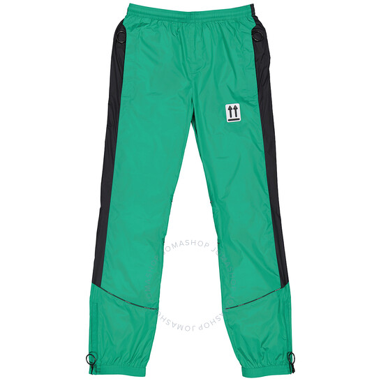 Off-White Mint Green River Trail Track Pants