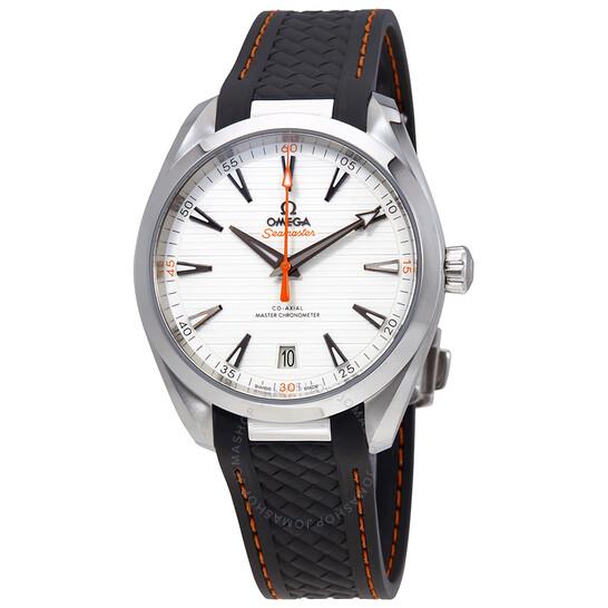 Omega Seamaster Aqua Terra Automatic Silver Dial Men's Watch 22012412102002   Joma Shop