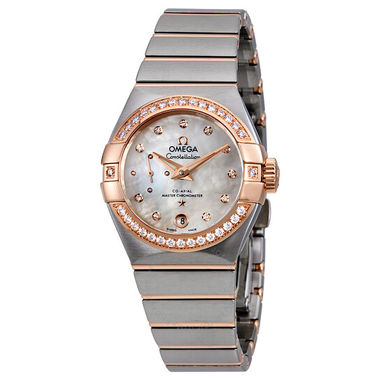 Omega Constellation Automatic Ladies Watch 127.25.27.20.55.001   Joma Shop