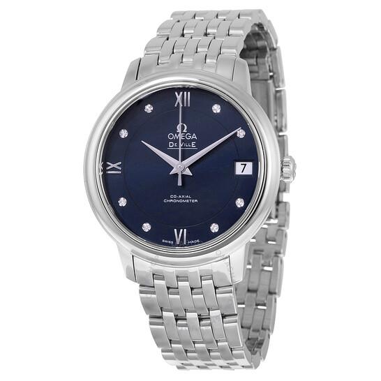 Omega De Ville Prestige Automatic Ladies Watch 424.10.33.20.53.001 | Joma Shop