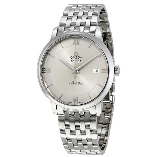 Omega De Ville Prestige Automatic Men's Watch 424.10.40.20.02.003   Joma Shop