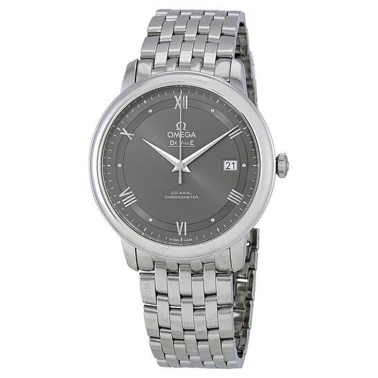 Omega De Ville Prestige Co-Axial Automatic Men's Watch 424.10.40.20.06.001 | Joma Shop