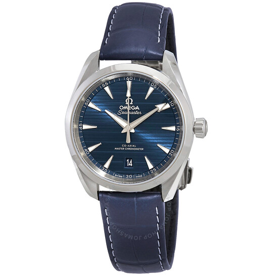 Omega Seamaster Aqua Terra Automatic Chronometer Blue Dial Men's Watch 220.13.38.20.03.001   Joma Shop