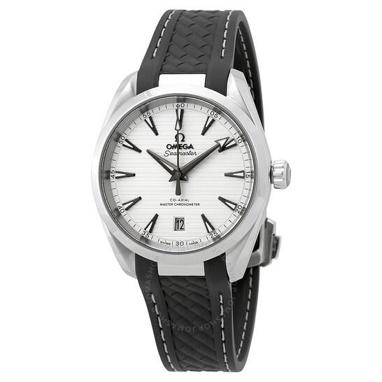 Omega Seamaster Aqua Terra Automatic Silver Dial Men's Watch 220.12.38.20.02.001   Joma Shop