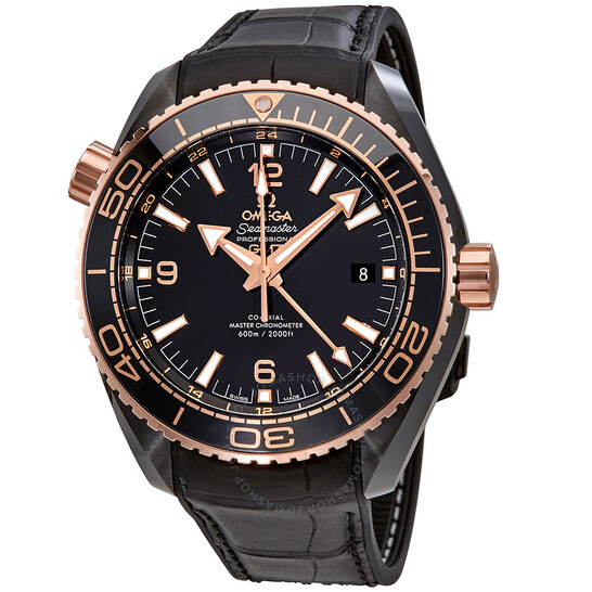 Omega Seamaster Automatic Black Dial Men's Watch 215.63.46.22.01.001 | Joma Shop