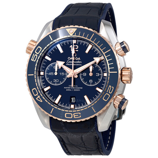 Omega Seamaster Planet Ocean Chronograph Automatic Men's Watch 215.23.46.51.03.001 | Joma Shop