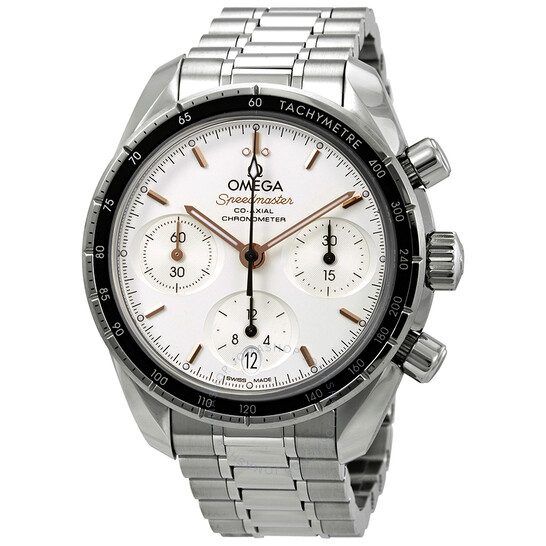 Omega Speedmaster Chronograph Automatic Silver Dial Men's Watch 324.30.38.50.02.001   Joma Shop