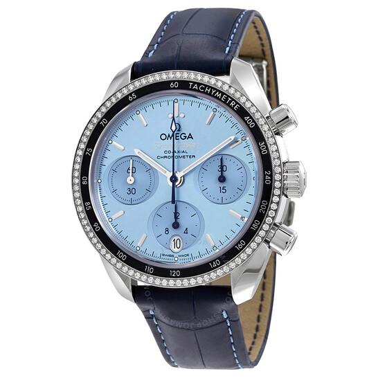 Omega Speedmaster Chronograph Automatic 38 mm Watch 324.38.38.50.03.001   Joma Shop