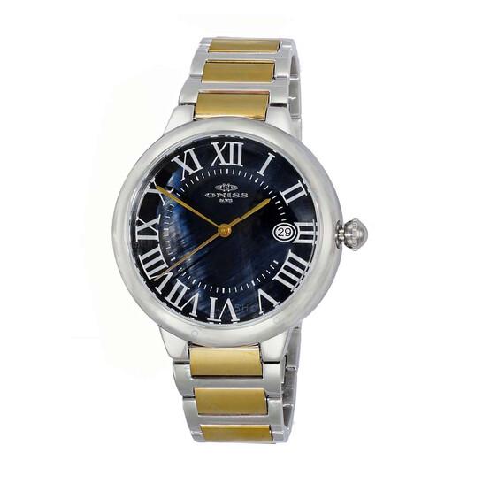 Oniss ON2222 Automatic Black Dial Men's Watch ONJ2222-02TGBK   Joma Shop