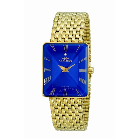 Oniss ON4242 BlueDial Ladies Watch ONJ4242-022GBU | Joma Shop