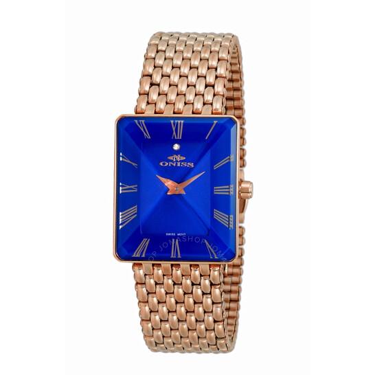 Oniss ON4242 BlueDial Ladies Watch ONJ4242-032RGBU | Joma Shop