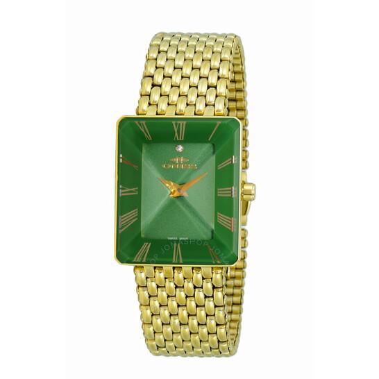 Oniss ON4242 GreenDial Ladies Watch ONJ4242-023GGN | Joma Shop