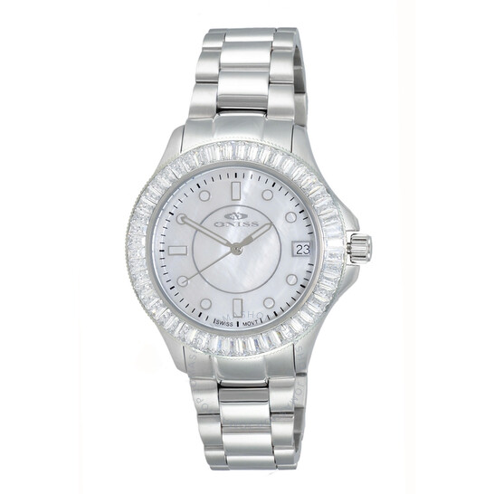 Oniss ON7323 WhiteDial Ladies Watch ONJ7323-030WT | Joma Shop