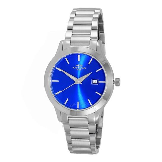 Oniss ONJ4441 BlueDial Ladies Watch ONJ4441-0LBU   Joma Shop
