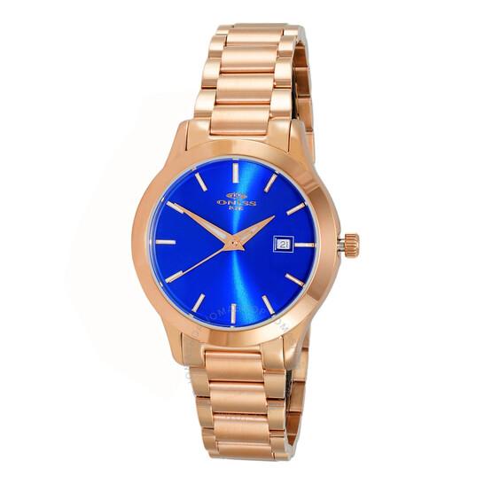 Oniss ONJ4441 BlueDial Ladies Watch ONJ4441-0LRGBU | Joma Shop