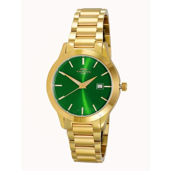 Oniss ONJ4441 GreenDial Ladies Watch ONJ4441-0LGGN   Joma Shop