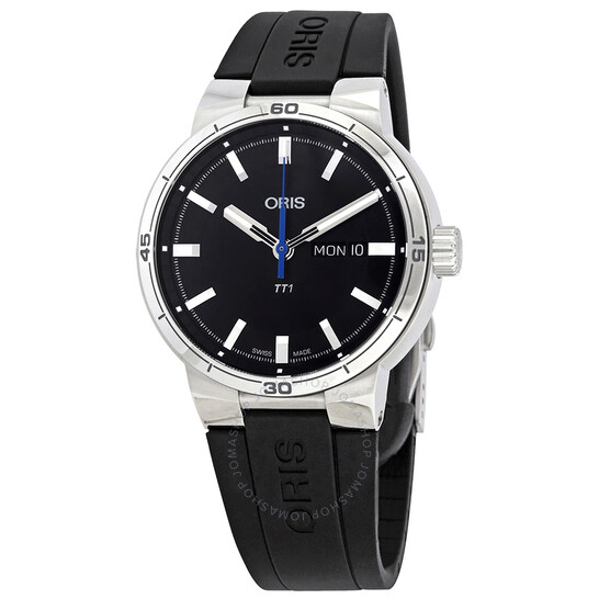 Oris Williams F1 Team Automatic Black Dial Mens Watch