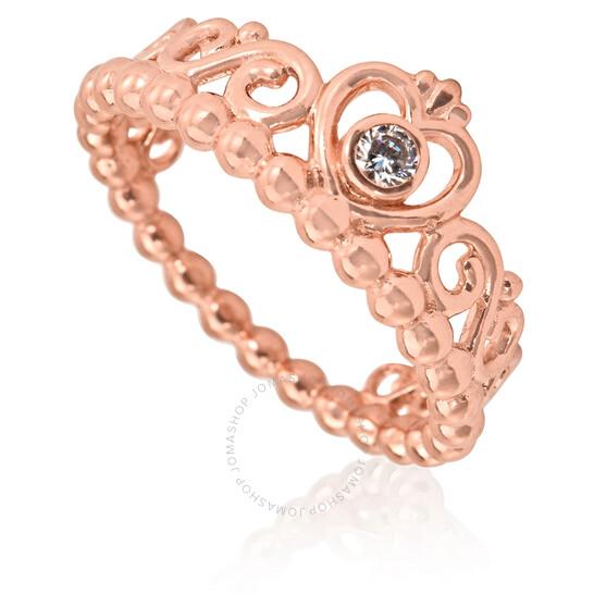 Pandora Ladies Princess Tiara Crown Ring Size 54   Joma Shop