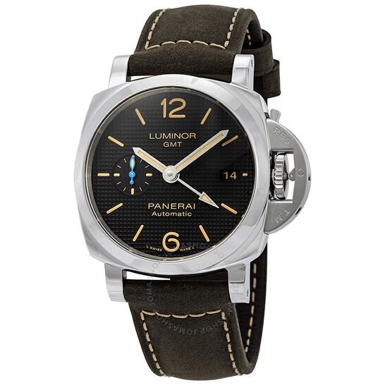 Panerai Luminor 1950 Automatic Black Dial Men's Watch PAM01535 | Joma Shop